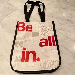 3 Brand new Lululemon shopping bags